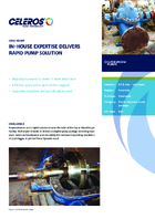 In-House Expertise Delivers Rapid Pump Solution