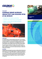 Hydraulic Rerate Increases Productivity And Reducing MTBO At Oil Refinery