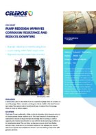 Pump Redesign Improves Corrosion Resistance And Reduced Downtime