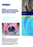 Redesign and Testing Proves New Coating Will Extend Pump Service Life For Customer