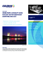 Spare Parts Capability Saves Nuclear Sector Significant Downtime and Cost